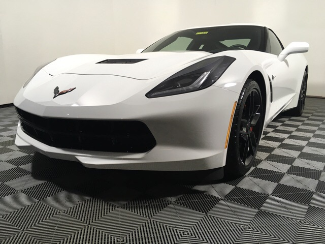 2019 Corvette Stingray AND $10,000 Raffle Drawing August 29