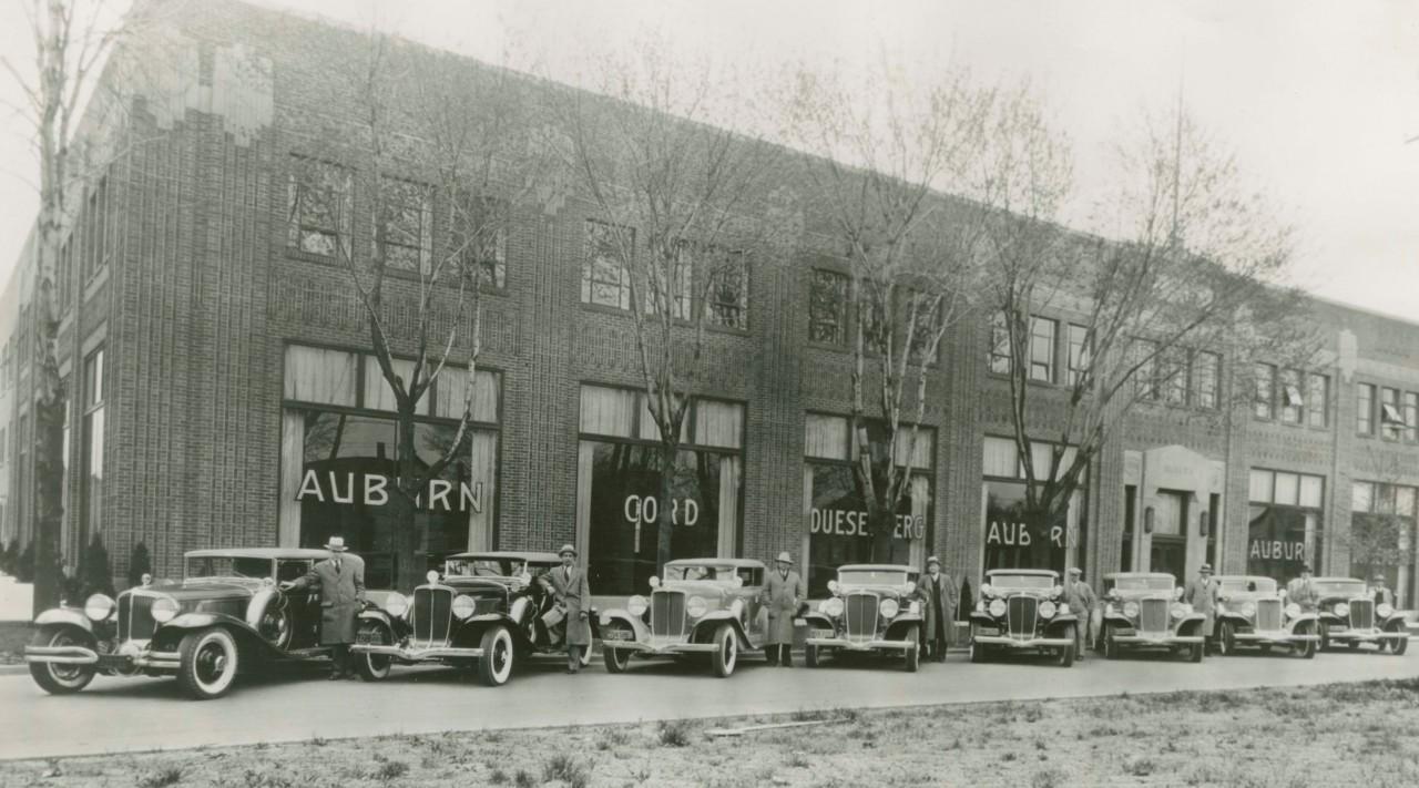 Auburn Auto History | Auburn Cord Duesenberg Automobile Museum