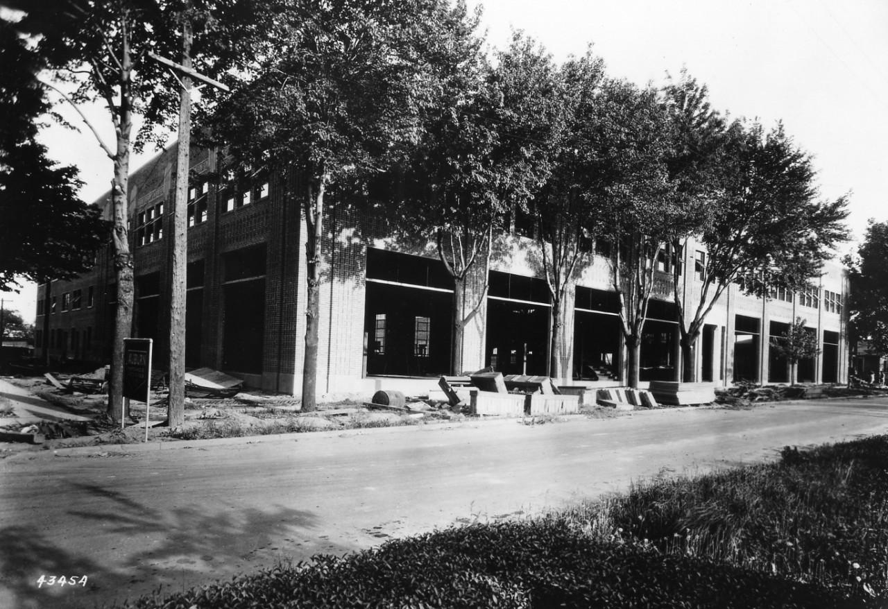 Museum History | Auburn Cord Duesenberg Automobile Museum